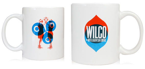 Wilco & Intelligentsia Mug